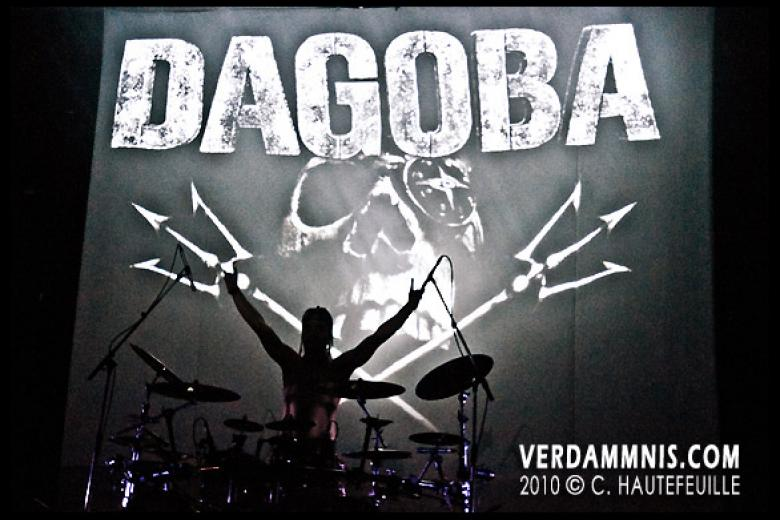 Dagoba @ Rockschool Barbey - Bordeaux (2010-11-25)
