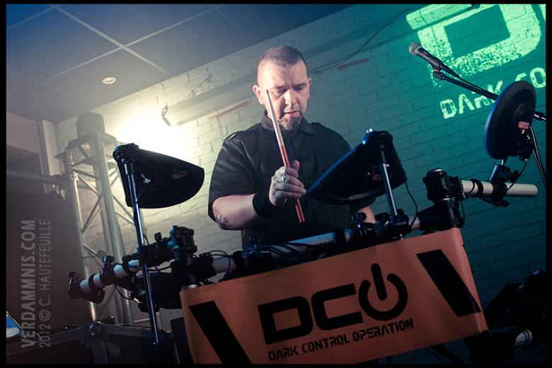 Dark Control Operation @ Blogg - Lyon (2012-08-25)