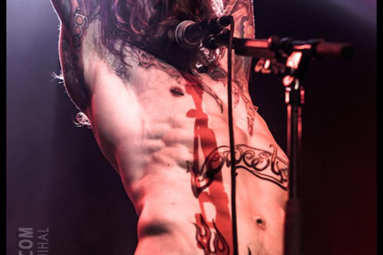 Darkness (The) @ Sonisphere Festival - Amnéville (2012-07-08)