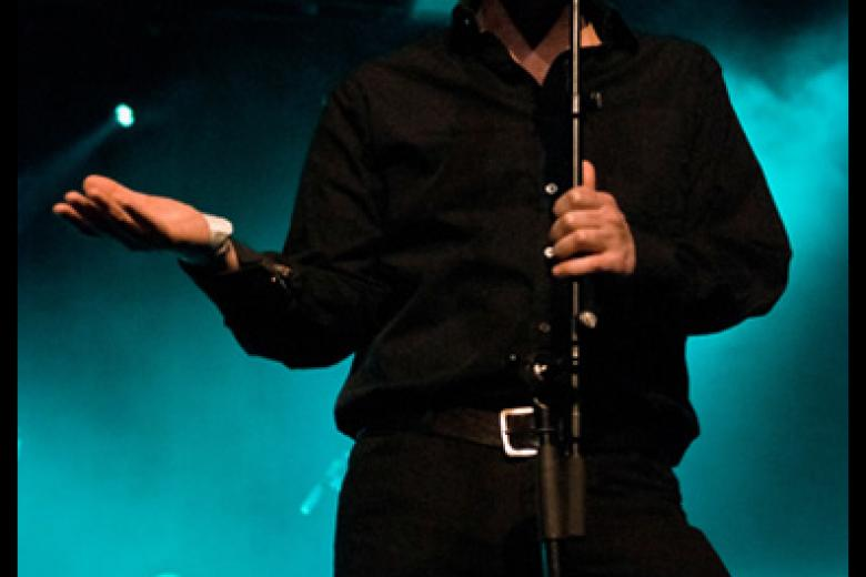 Department's @ Rewind Festival - Ghent (2012-04-06)