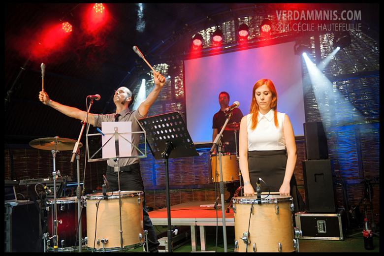 Der Blaue Reiter @ NCN Festival 2014 - Deutzen (2014-09-06)