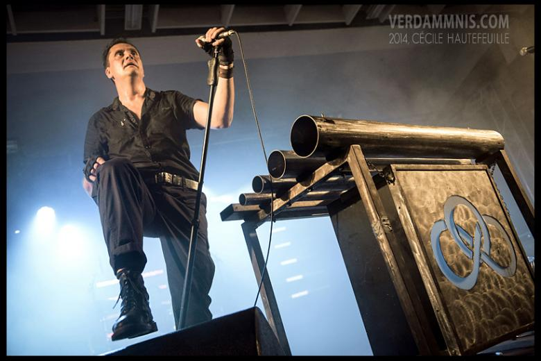 Die Krupps @ Amphi Festival 2014 - Cologne (2014-07-27)