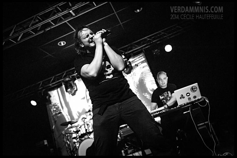 Edriver69 @ BIM Festival 2014 - Antwerp (2014-12-19)