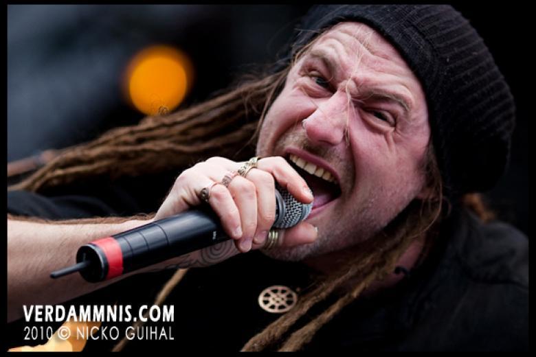 Eluveitie @ Hellfest - Clisson (2010-06-20)
