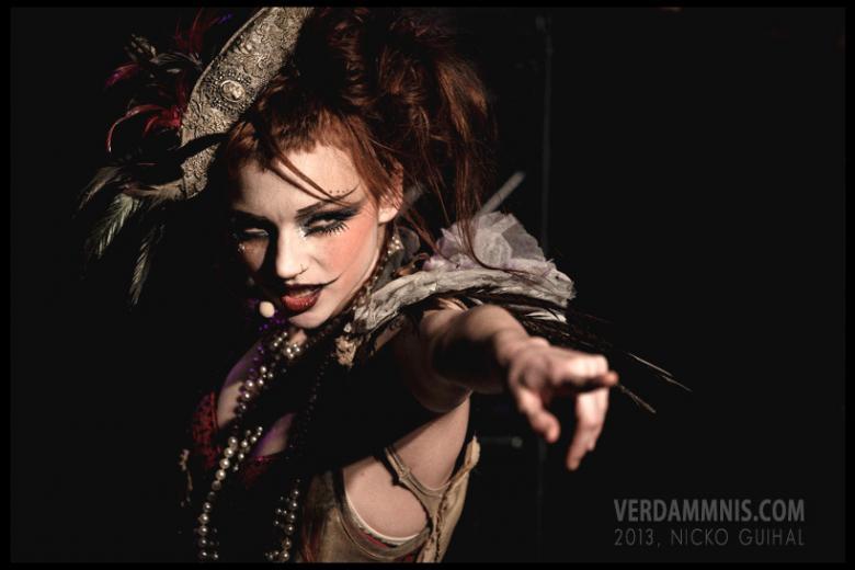 Emilie Autumn @ La Scene Bastille - Paris (2013-09-11)