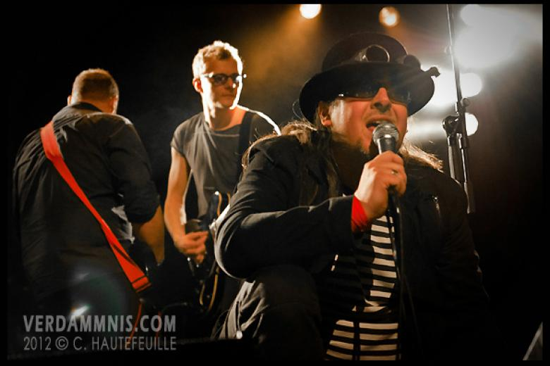 Erato @ Rewind Festival - Ghent (2012-04-06)