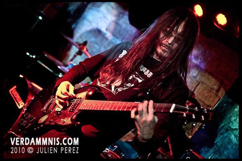 Eternal Esylium @ Klub - Paris (2010-10-25)