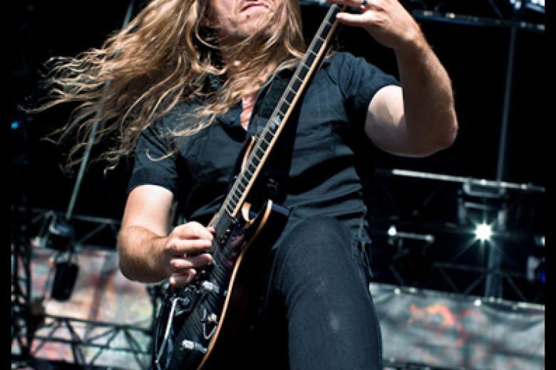 Evergrey @ Sonisphere Festival - Paris (2011-07-08)
