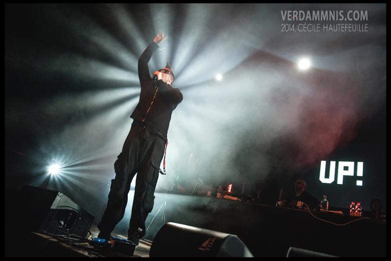 Faderhead @ E-Tropolis Festival 2014 - Oberhausen (2014-02-22)