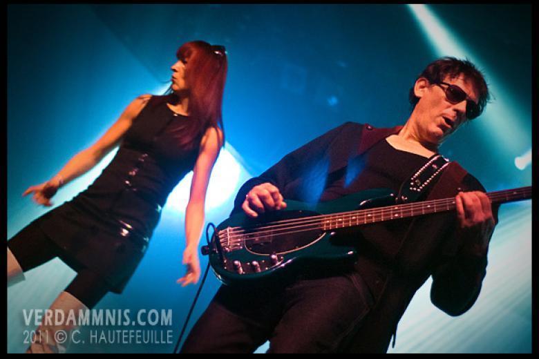 Flesh & Fell @ BIMFest 2011 - Antwerp (2011-12-17)