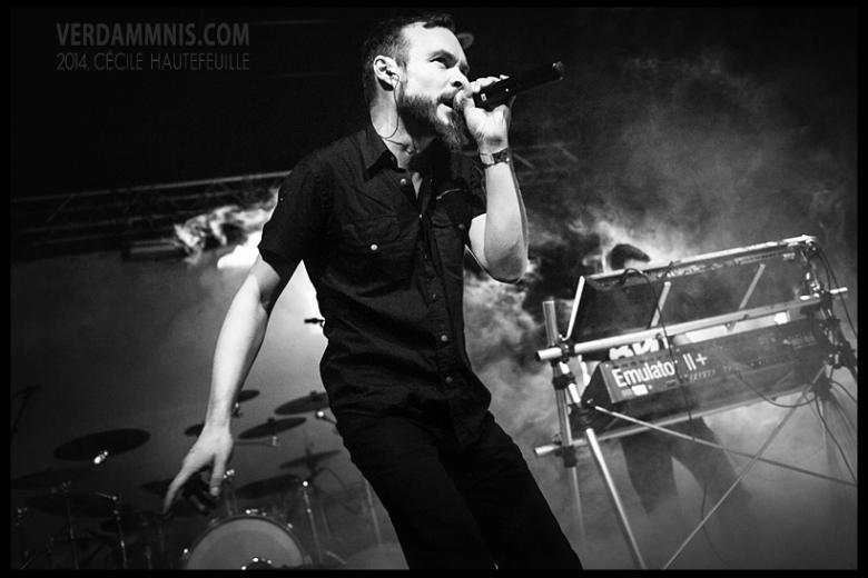 Gaytron @ BIM Festival 2014 - Antwerp (2014-12-19)