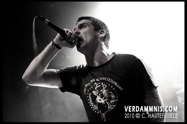 Gorod @ Rockschool Barbey - Bordeaux (2010-11-25)