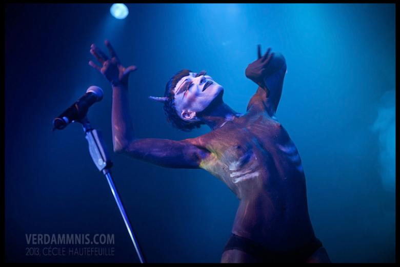 Grausame Töchter @ Dark Dance Treffen - Lahr (2013-09-21)