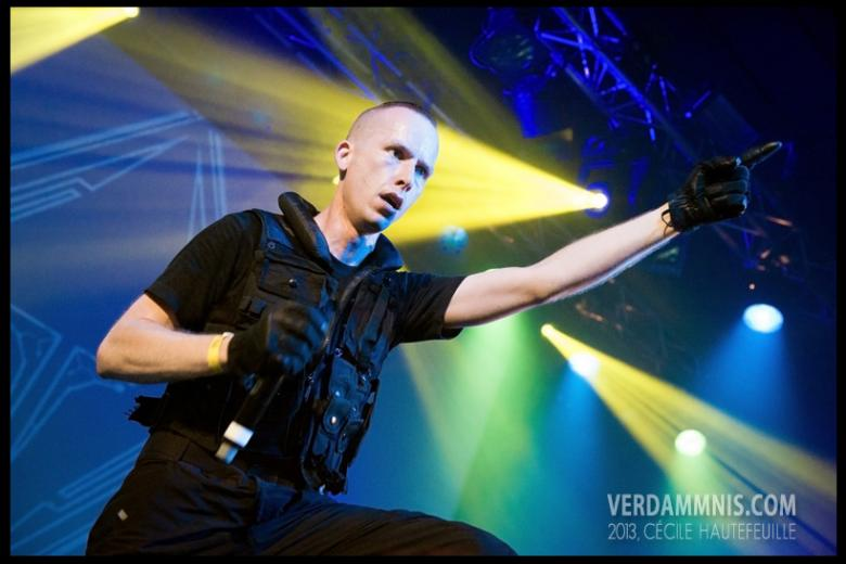 Grendel @ Summer Darkness Fest. - Utrecht (2013-07-26)