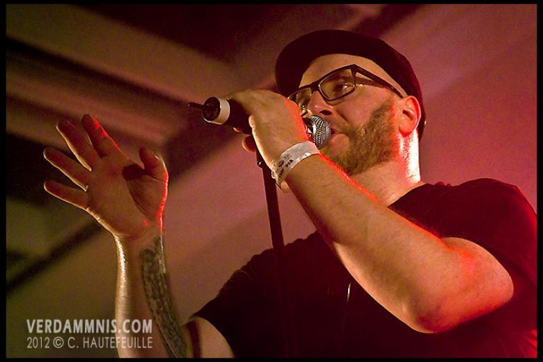 Haujobb @ Amphi Festival 2012 - Cologne (2012-07-21)