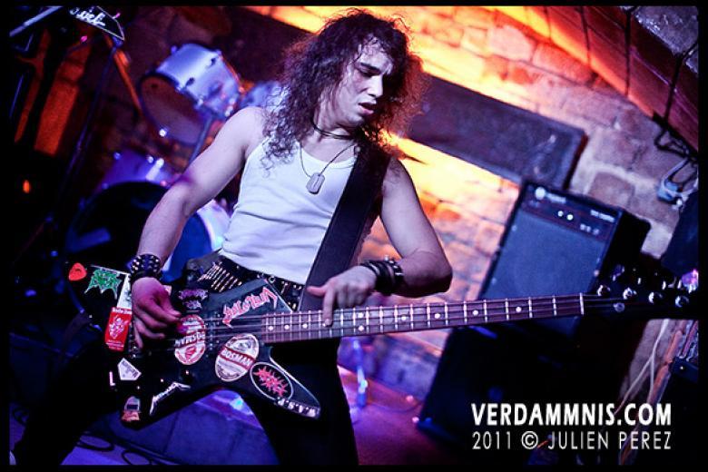 Headbanger @ Klub - Paris (2011-02-03)