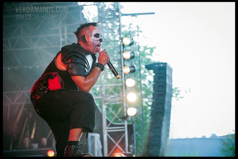 Hocico @ Amphi Festival 2014 - Cologne (2014-07-26)