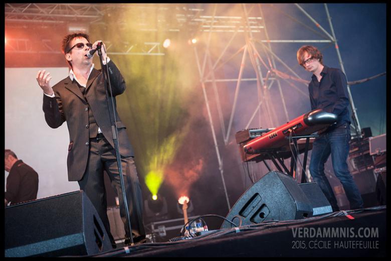 Honeymoon Cowboys @ Eurorock Festival - Neerpelt (2015-05-15)