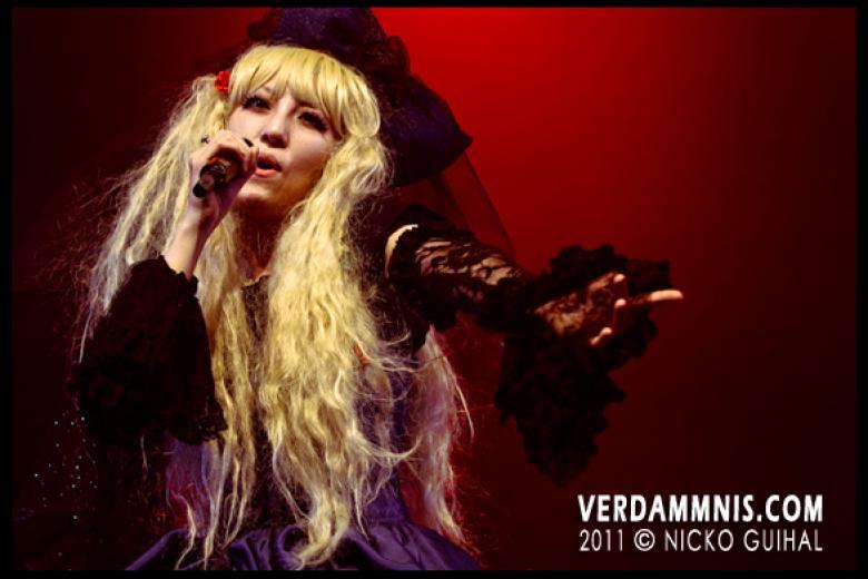Iruma Rioka @ Japan Expo - Villepinte (2011-07-02)