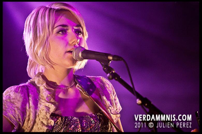 Jessica Lea Mayfield @ Nouveau Casino - Paris (2011-05-31)