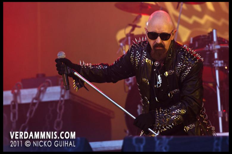 Judas Priest @ Hellfest - Clisson (2011-06-19)