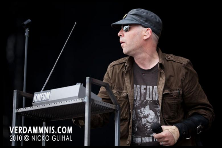 KMFDM @ Hellfest - Clisson (2010-06-18)