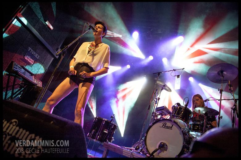 Karin Park @ Summer Darkness Fest. - Utrecht (2013-07-28)