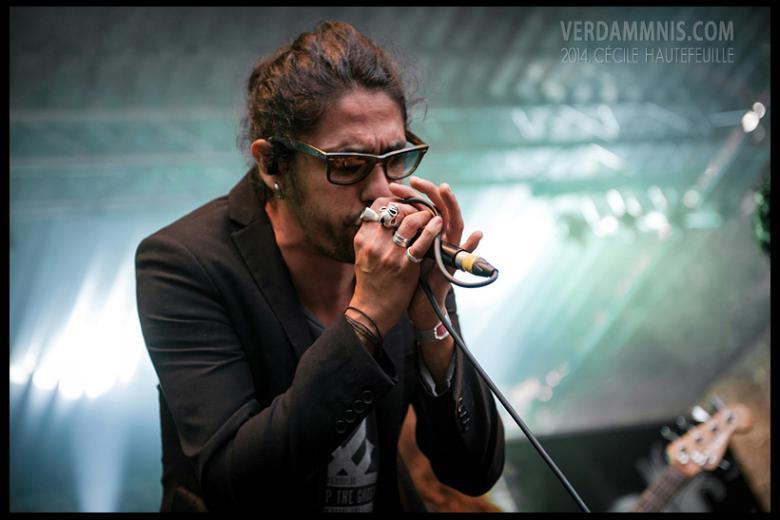 Lacrimas Profundere @ NCN Festival 2014 - Deutzen (2014-09-06)