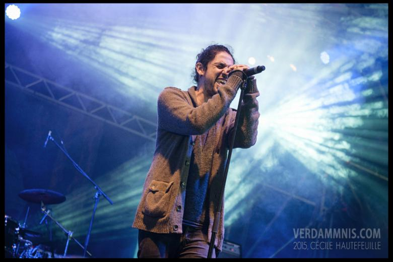 Lacrimas Profundere @ Eurorock Festival - Neerpelt (2015-05-16)