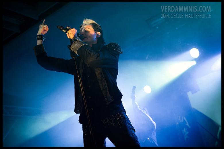 Lacrimosa @ Amphi Festival 2014 - Cologne (2014-07-27)