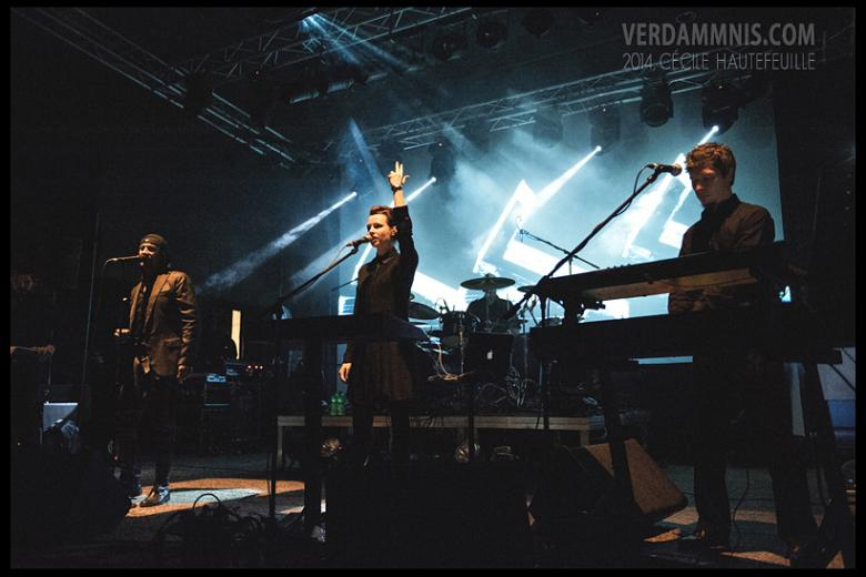 Laibach @ NCN Festival 2014 - Deutzen (2014-09-05)