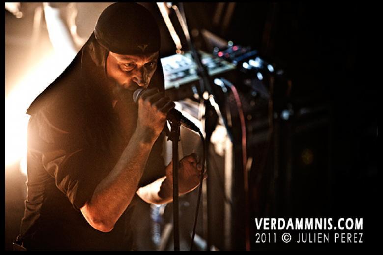 Laibach @ Divan du Monde - Paris (2011-05-08)