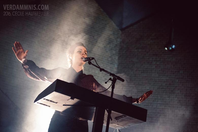 Laibach @ Christuskirche - Bochum (06 avril 2016)