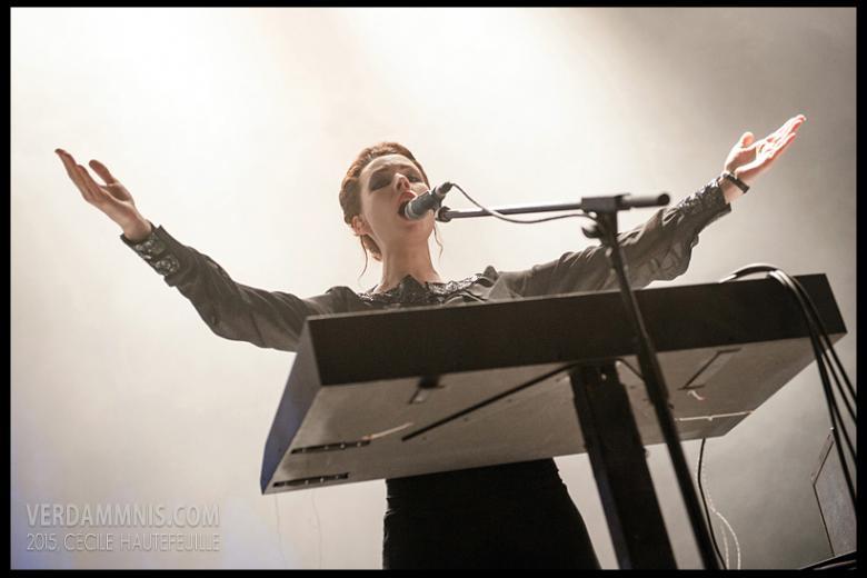 Laibach @ E-Tropolis Festival - Oberhausen (2015-03-28)