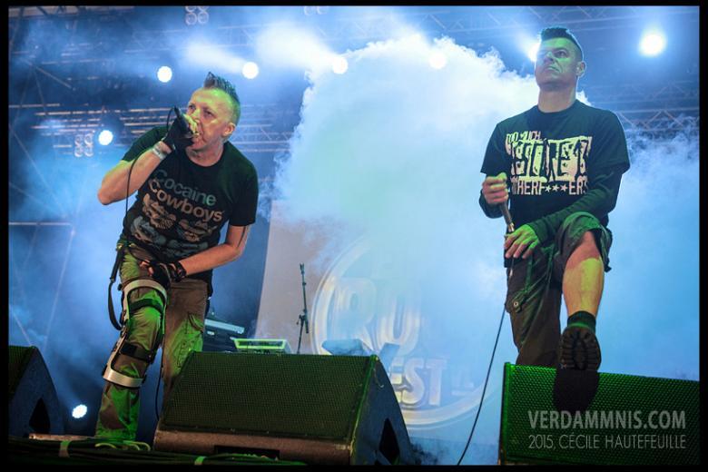 Lescure 13 @ Eurorock Festival - Neerpelt (2015-05-16)