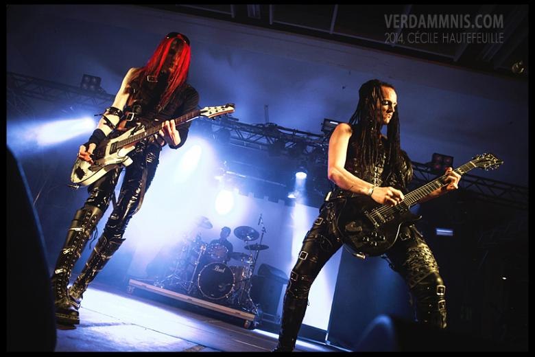 London After Midnight @ Amphi Festival 2014 - Cologne (2014-07-27)