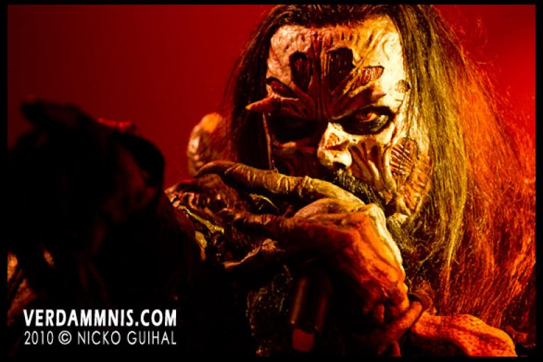Lordi @ Trabendo - Paris (2010-11-28)