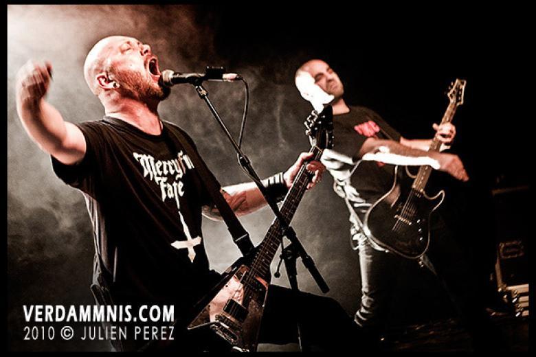 Loudblast @ Trabendo - Paris (2010-11-25)