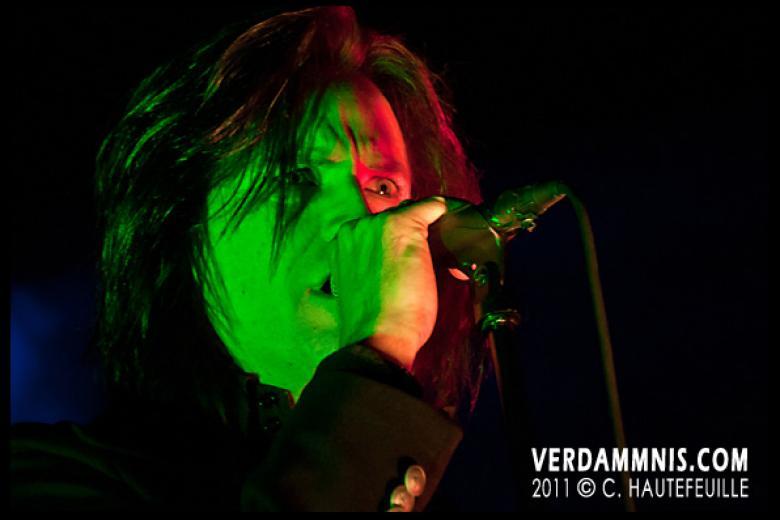 Love Like Blood @ Shadowplay Festival - Kortrijk (2011-07-23)