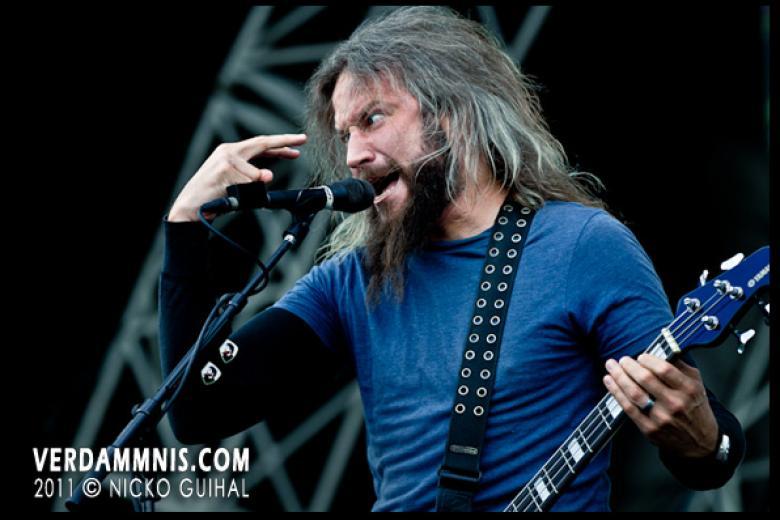 Mastodon @ Sonisphere Festival - Amnéville (2011-07-08)