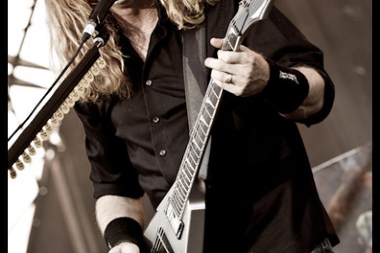 Megadeth @ Sonisphere Festival - Amnéville (2011-07-09)