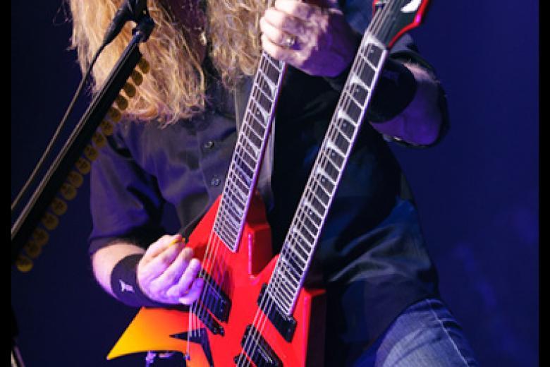 Megadeth @ Zénith - Paris (2011-03-26)