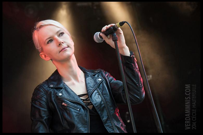 Monica Jeffries @ NCN Festival 2014 - Deutzen (2014-09-06)
