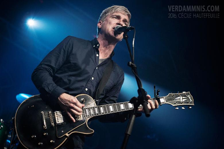 Nada Surf + The Posies @ Live Music Hall - Cologne (04 avril 2016)