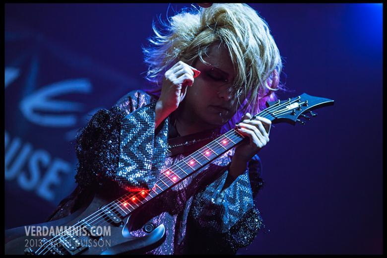 Nightmare (JP) @ Japan Expo 2013 - Villepinte (2013-07-06)