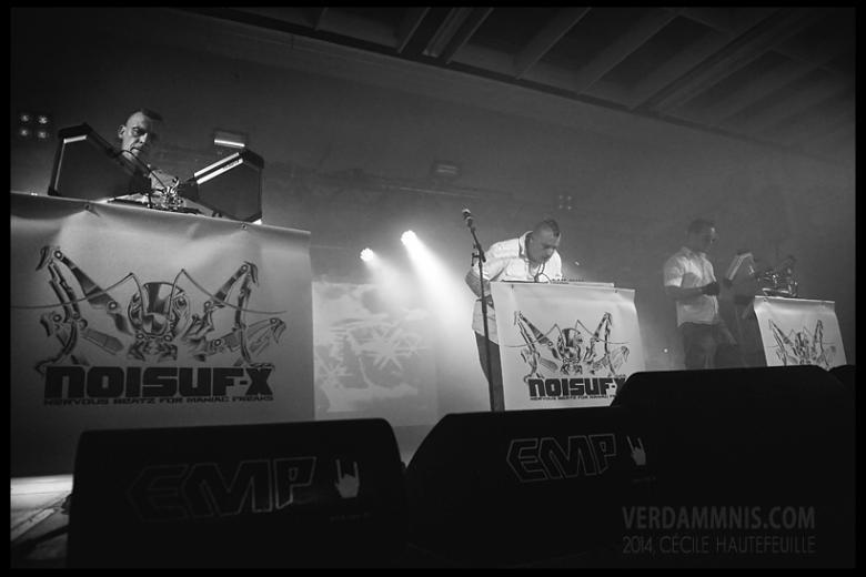 Noisuf-X @ Amphi Festival 2014 - Cologne (2014-07-27)