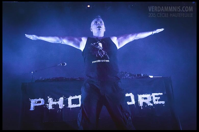 Phosgore @ E-Tropolis Festival - Oberhausen (2015-03-28)