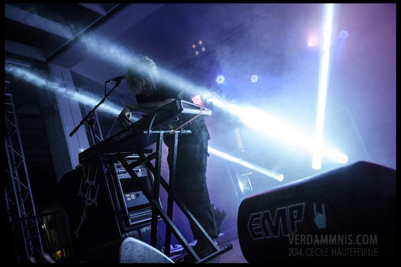 Project Pitchfork @ Amphi Festival 2014 - Cologne (2014-07-26)