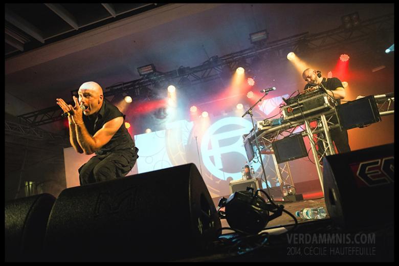 Rotersand @ Amphi Festival 2014 - Cologne (2014-07-27)