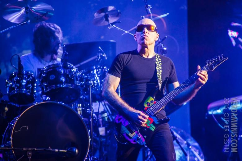 Joe Satriani @ Grand Rex - Paris (2015-09-24)